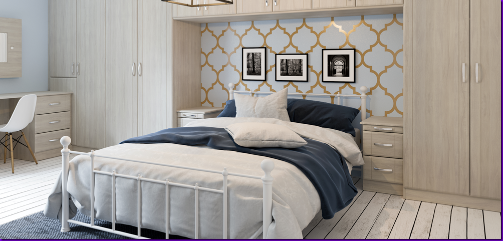 Bedroom - Moldau Acacia